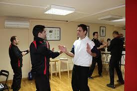 Experiencia Marcial – Combate Simbólico en Wing Chun Kung Fu