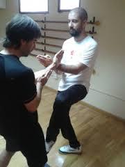 El equilibrio en Ving Tsun Kung Fu