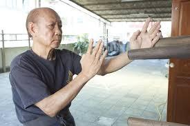 Lo Man Kam Wing Tsun de Taiwan