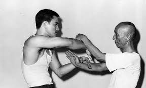 Bruce Lee e Ip Man