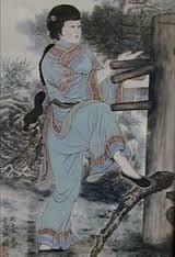 Fundadora del Estilo Wing Tsun Kung Fu