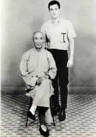 Ip Man con Bruce Lee
