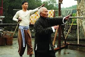 Biu Ji por el Gran Maestro Ip Chun