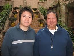 Samo Hung y Leo Yeung Wing chun