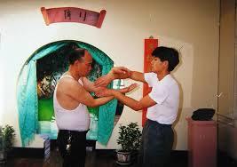 ¿Qué es Chi Sao? en Wing Tsun