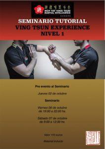 Seminario VT Experience - Nivel 1 - Naturaleza Siu Nim Tau